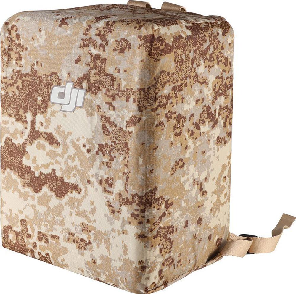 DJI Чехол Wrap Pack для квадрокоптера Phantom 4 цвет бежевый коричневый