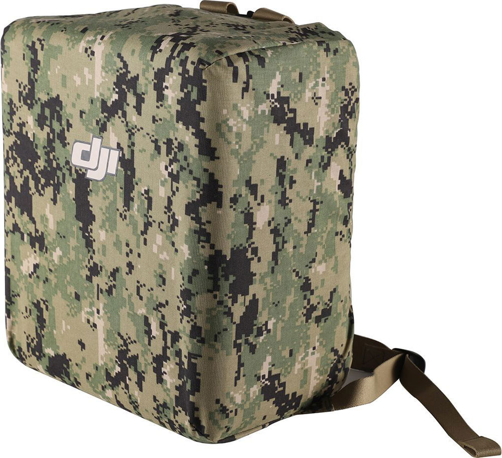 DJI Чехол Wrap Pack для квадрокоптера Phantom 4 цвет камуфляж