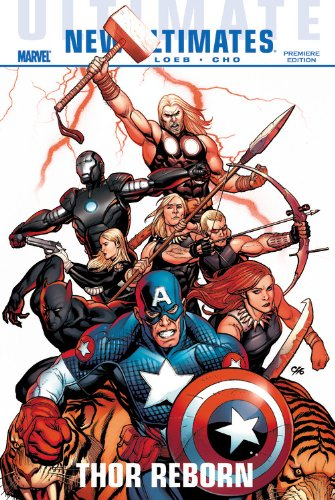 Ultimate Comics New Ultimates: Thor Reborn ultimate comics new ultimates thor reborn