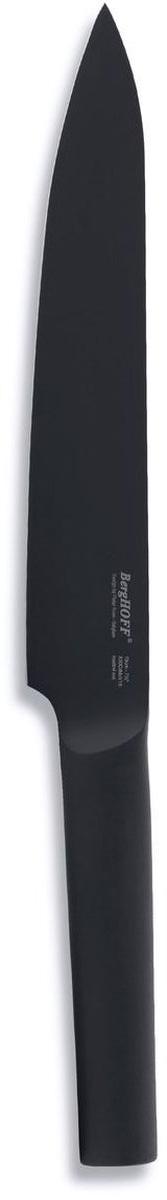 Нож для мяса BergHOFF Ron, длина лезвия 19 см3900004Нож для мяса BergHOFF Ron - уникальная серия ножей от BergHOFF. Ножи изготовлены из высококачественной стали с примесями хрома, молибдена и ванадия, что придает ножам гибкость и прочность одновременно. Для большей гигиеничности и надежности лезвия покрыты тефлоновым покрытием. Ножи тщательно сбалансированы.