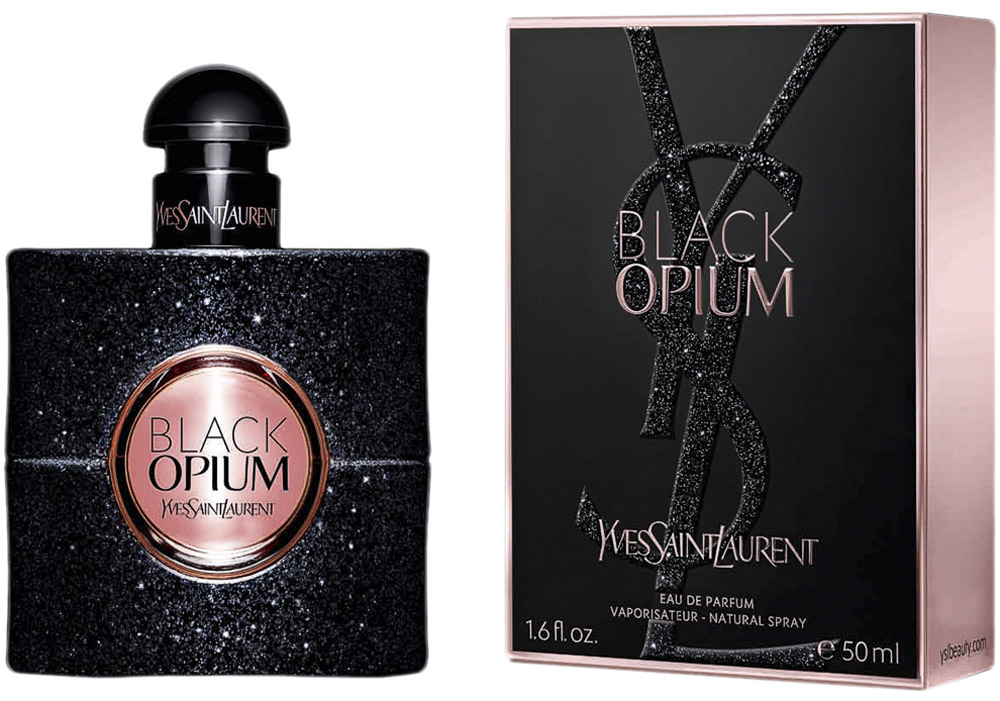 Yves Saint Laurent Opium Black парфюмерная вода женская, 50 мл961904Black Opium — это классика шелковых отворотов смокинга и сияние металлических клепок на кожаной куртке косухе. Этот аромат поражает с самых первых нот. Он шокирует, но сразу же становится близким, почти интимным. Неподвластный времени, он всегда остается современным.Black Opium — это игра ярчайших контрастов. Горечь кофейных зерен никогда прежде не использовалась в женских ароматах в таком количестве, но здесь ее уравновешивает сияние белых цветов. Так рождается головокружительное ощущение, граничащее с экстазом.В черном матовом флаконе есть что-то, присущее только городскому созданию. Изысканное бриллиантовое опыление сверкает мягкими переливами, лишь напоминая о подлинных алмазах. Это полная противоположность буржуазной роскоши, неуместной среди городской суеты.Дерзкий? Возможно. Соблазнительный и возбуждающий? Несомненно.Сорвите упаковку. Прикоснитесь к флакону. Вдохните аромат эликсира. Это ваш Black Opium.