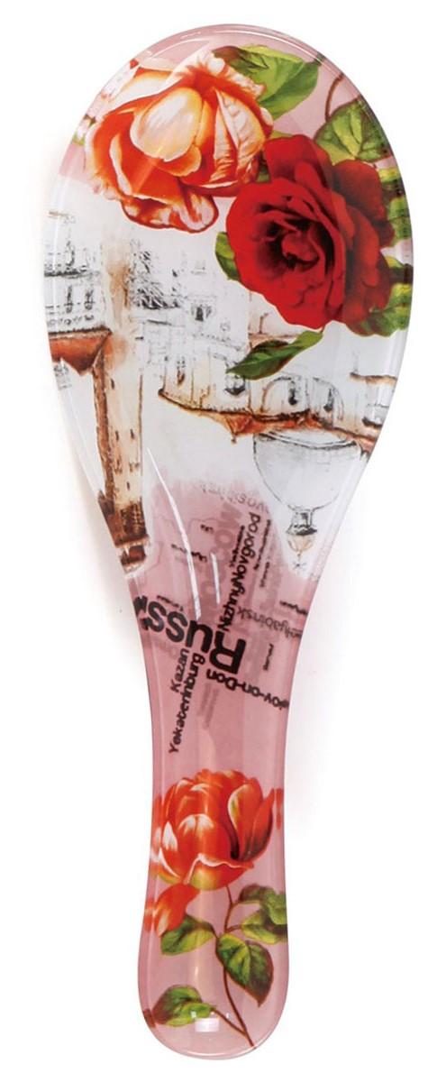 Подставка под ложку ТМ La Vita ГородаZS-04-45Подставка под ложку ТМ La Vita пригодится на каждой кухне и оживит интерьер. Она выполнена из стекла. Подставка под ложку станет отличным подарком для ваших близких!
