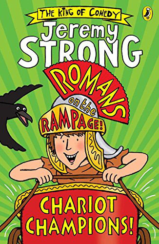 Romans on the Rampage: Chariot Champions story of king arthur and his knights