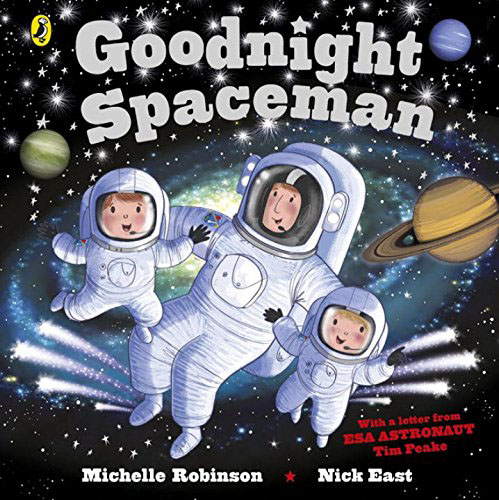 Goodnight Spaceman tim vicary space