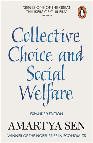 Collective Choice and Social Welfare economics is your choice