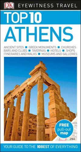 Фото DK Eyewitness Top 10 Travel Guide Athens dk eyewitness top 10 travel guide scotland
