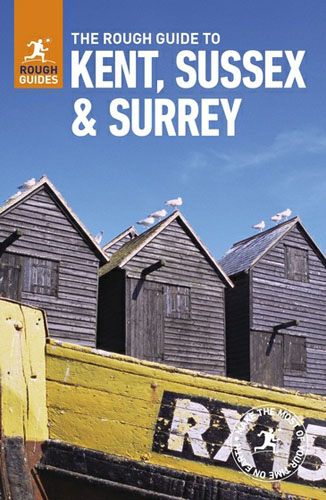 The Rough Guide to Kent, Sussex and Surrey kent west and the weald