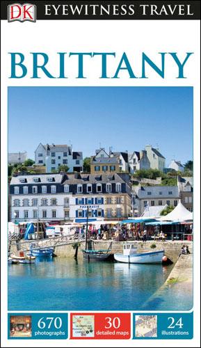 Фото DK Eyewitness Travel Guide Brittany dk eyewitness top 10 travel guide scotland