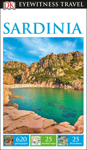 Фото Sardinia dk eyewitness top 10 travel guide scotland