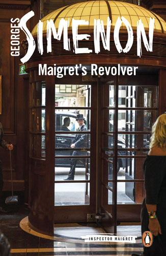 Maigret's Revolver the troubled mind