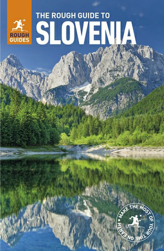 Фото The Rough Guide to Slovenia dk eyewitness top 10 travel guide scotland