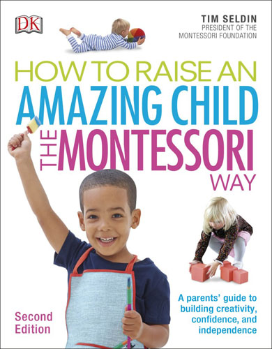 How To Raise An Amazing Child the Montessori Way блузки buono блузка