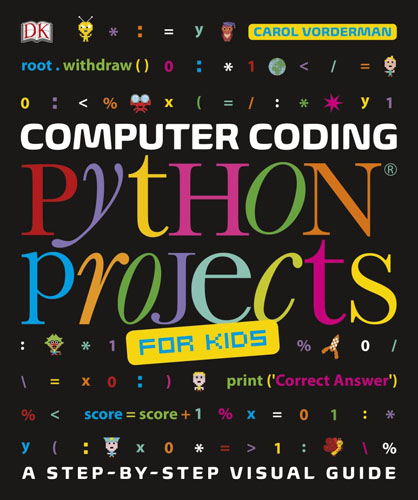 Coding Projects in Python camille mccue coding for kids for dummies