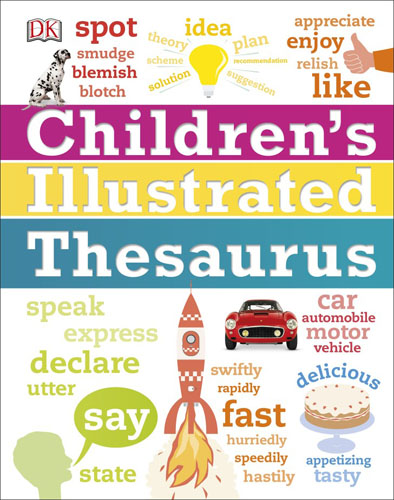 Children's Illustrated Thesaurus encarta thesaurus