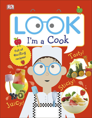 Look I'm A Cook подставки кухонные boston cook with love black подставка для поваренной книги