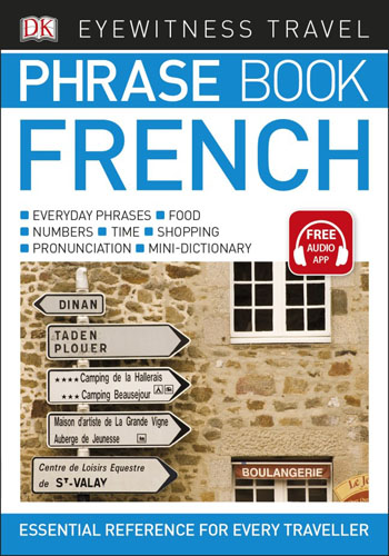 Eyewitness Travel Phrase Book French russian phrase book