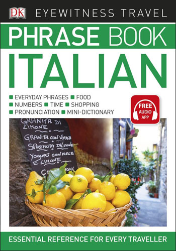 Eyewitness Travel Phrase Book Italian russian phrase book