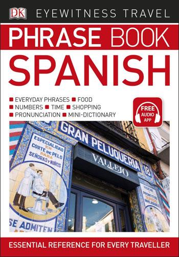 Фото Spanish dk eyewitness top 10 travel guide scotland
