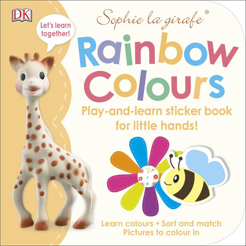 Sophie's Big Rainbow Colours Sticker Book