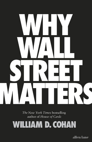 Why Wall Street Matters family matters – secrecy
