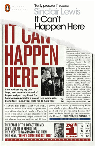 It Can't Happen Here editor