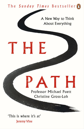 The Path: A New Way to Think About Everything my first book about food