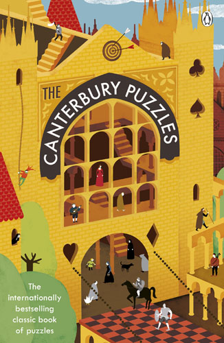 The Canterbury Puzzles the canterbury tales a selection