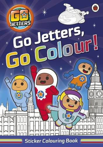 Go Jetters, Go Colour! go go go stop