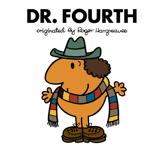 Doctor Who: Dr. Fourth (Roger Hargreaves) сарафаны doctor e сарафан