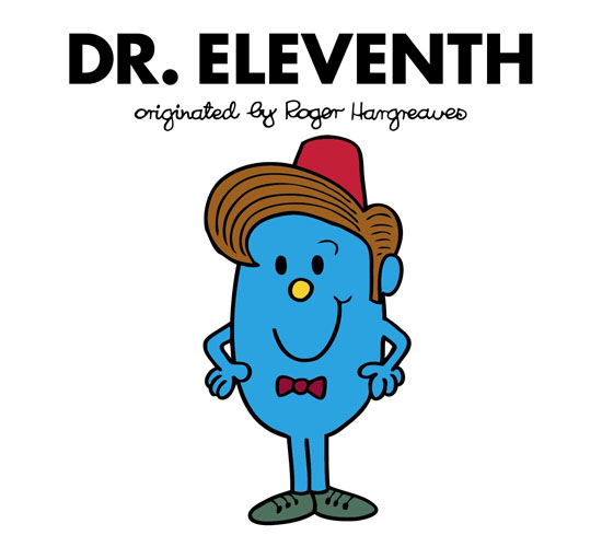 Doctor Who: Dr. Eleventh (Roger Hargreaves) сарафаны doctor e сарафан