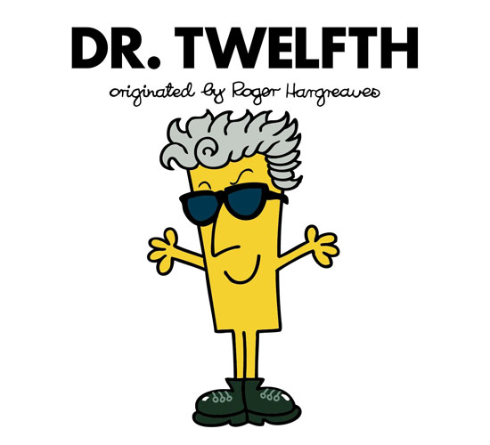 Doctor Who: Dr. Twelfth (Roger Hargreaves) сарафаны doctor e сарафан