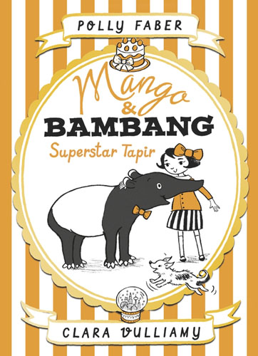 Mango & Bambang: Superstar Tapir nutcase little nutty superstar xs