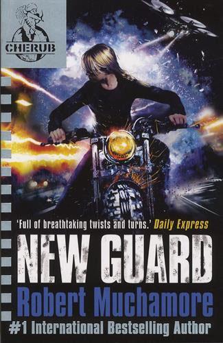 CHERUB: New Guard the white guard