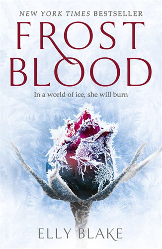 Frostblood only a promise