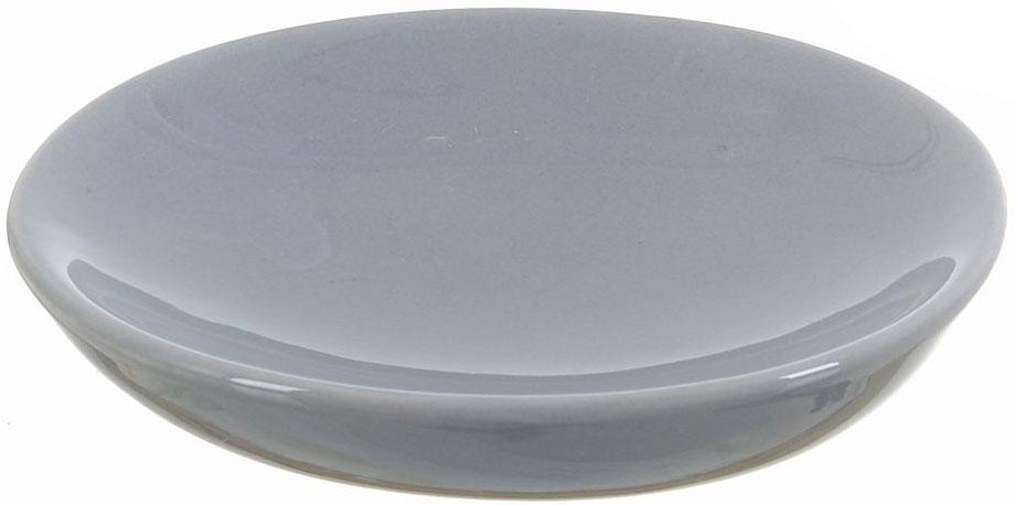 Мыльница White Clean Gray8290041Мыльница White CLEAN Gray изготовлена из керамики серого цвета, удобной овальной формы. Изделие прекрасно дополнит интерьер вашей ванной комнаты и отлично сочетается с другими аксессуарами из коллекции Gray.