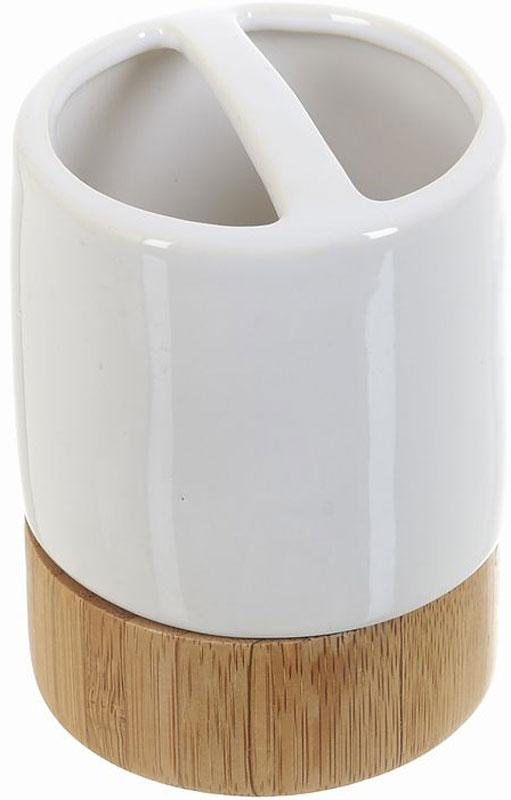 Стакан для зубных щеток White Clean Nature, 250 мл unisex slim household washing clean pvc glove pink white size s pair