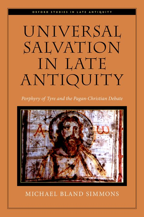 Universal Salvation in Late Antiquity cd pain of salvation in the passing light of day