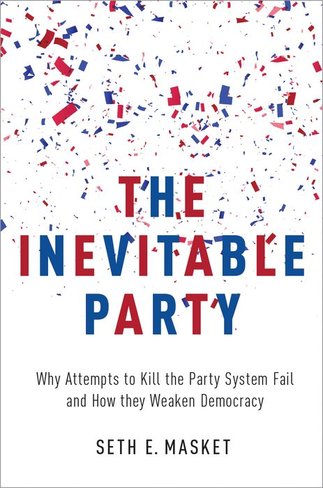 The Inevitable Party why nations fail the origins of power prosperity and poverty