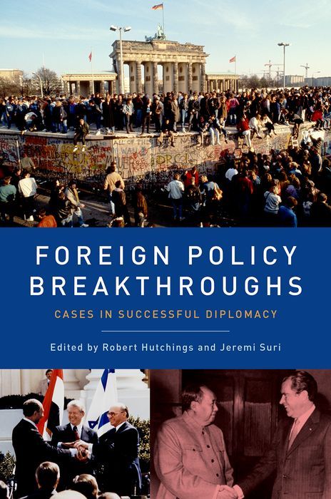 Foreign Policy Breakthroughs foreign policy as a means for advancing human rights