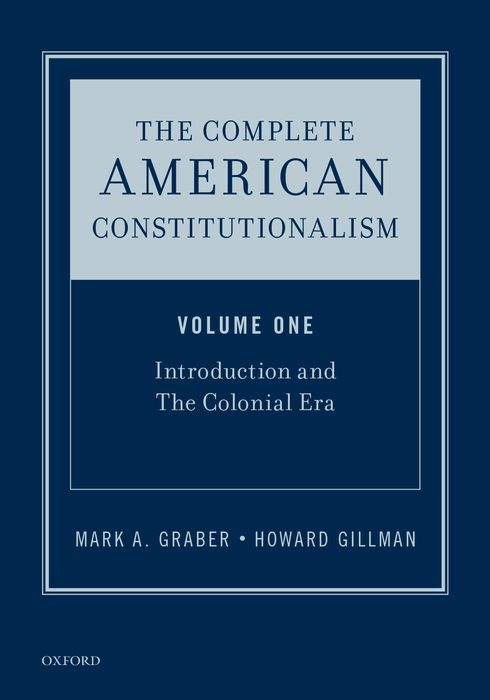 The Complete American Constitutionalism, Volume One secret warriors the complete collection volume 1