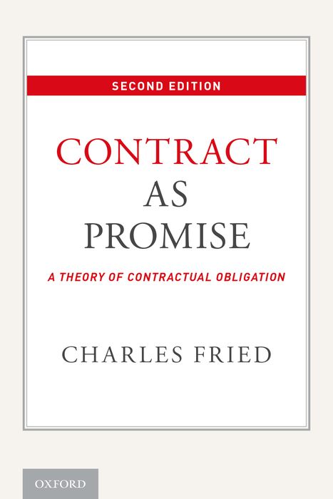 Contract as Promise the promise