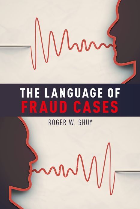 The Language of Fraud Cases cases materials and text on consumer law
