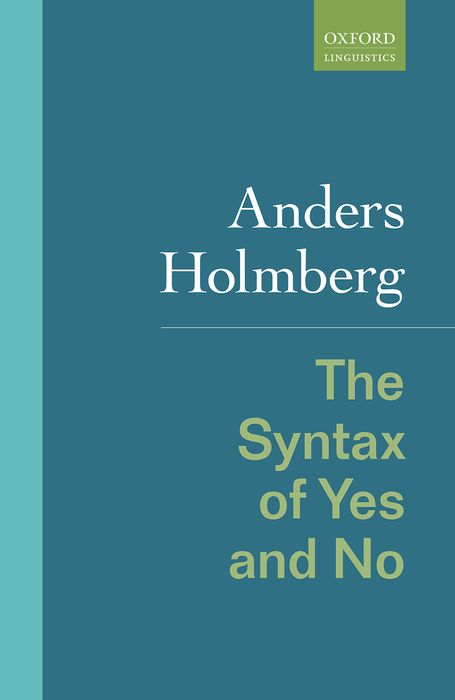 цены The Syntax of Yes and No