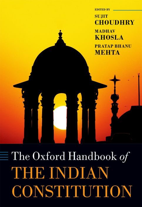 The Oxford Handbook of the Indian Constitution the vhf gmdss handbook