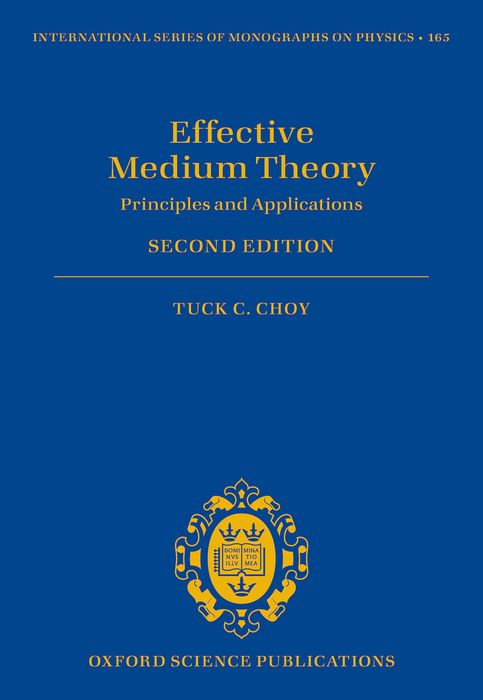 Effective Medium Theory fundamentals of physics extended 9th edition international student version with wileyplus set