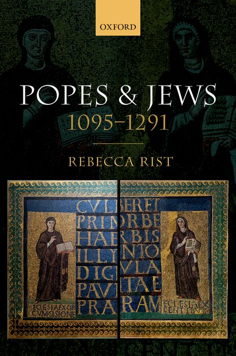 Popes and Jews, 1095-1291 the papacy and the orthodox