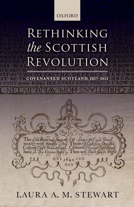 Rethinking the Scottish Revolution rethinking the scottish revolution