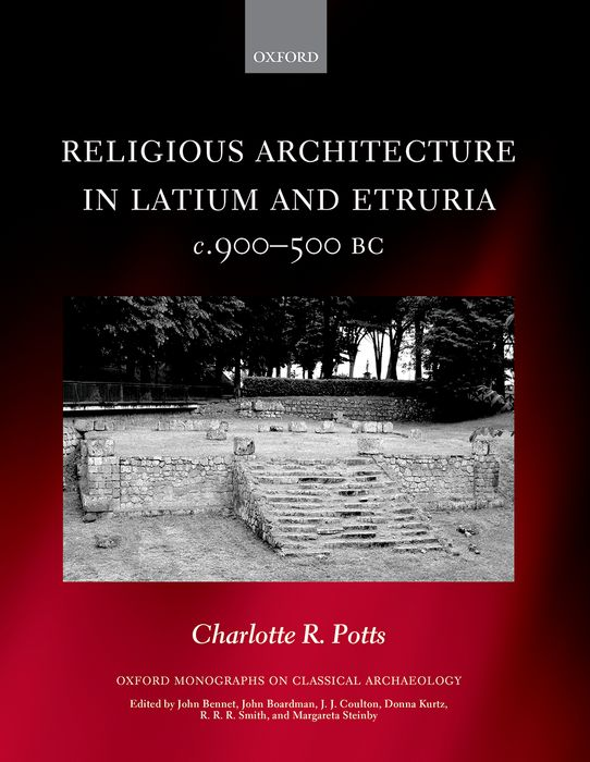 Religious Architecture in Latium and Etruria, c. 900-500 BC marian c donnelly architecture in the scandinavian countries
