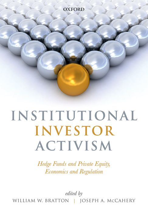 Institutional Investor Activism corporate governance and firm value