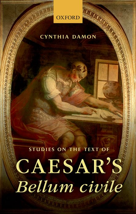 Studies on the Text of Caesar's Bellum civile neuroethological studies on the scorpion's circadian activities